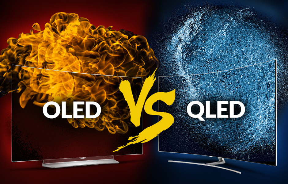 TV Oled vs. TV Qled